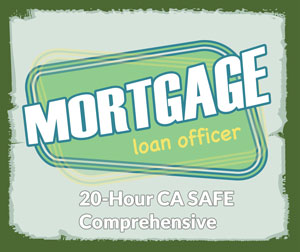 Mortgage 20-Hour Education